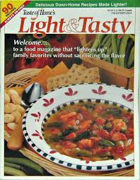 Light And Tasty Magazine Subscription Americanwarmoms Org
