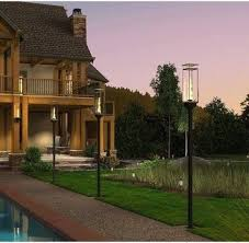 Outdoor Lighting Effects Outdoor Lighting Grand Effects Vertical Torch Features Venturi