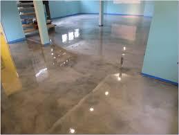 Rustoleum Epoxy Basement Floor Paint by Rust Oleum Metallic Floor Coating Flooring Home Design Ideas
