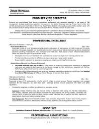 Objective Statement For Resume Sample by Resume Examples Resume Templates Food Service Objective Statement