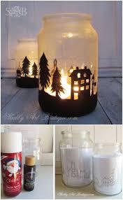 12 magnificent mason jar christmas decorations you can make