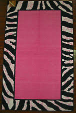 Zebra Kitchen Rug Modern Animal Print Door Mats U0026 Floor Mats Ebay