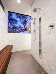 Shower Designs With Bench Walk In Shower Bench Houzz