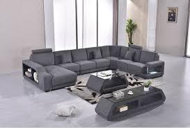 canapé en u tissu canapé pour le salon canapé avec coin canapé pour u en forme