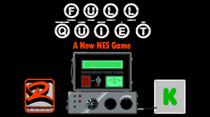 full quiet a new adventure game for the nes u0026 pc by