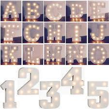 letter light ebay