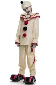 scary clown costumes child s boys evil creepy scary carnival circus clown costume
