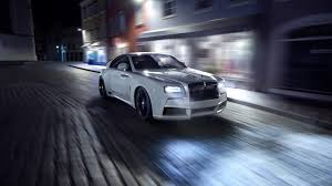 roll royce night full hd wallpaper rolls royce night croatia speed desktop