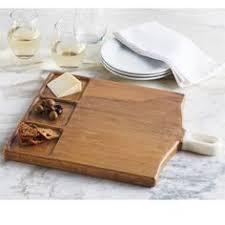 mud pie cutting board mud pie mudpie rectangle wood board with enameled handle