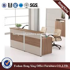 Reception Desk Wood by 2 4m Factory Price Wooden Reception Desk Reception Table Hx