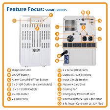 A 2 15 Alarm 2 by Amazon Com Tripp Lite Smart3000vs 3000va 2250w Ups Smart Tower