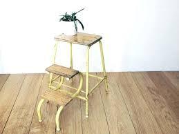folding step stools for kitchen foldg folding kitchen step stool