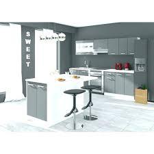cuisine blanche avec ilot central plan ilot cuisine cuisine blanche avec ilot central 11 plan plan