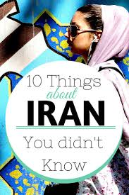 10 essential things you didn u0027t know about iran persiennes