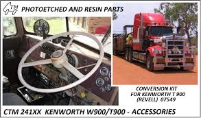 kenworth w900 parts czech truck model