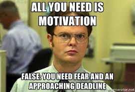 I Need Memes - every procrastinator will totally relate to these funny deadline memes