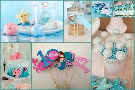 the sea baby shower ideas mermaid the sea birthday party hotref party gifts