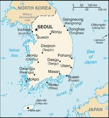 pusan on map korea south map driving directions and maps