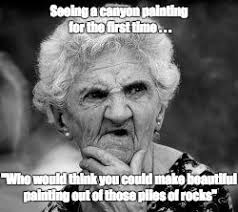 confused old lady meme generator imgflip