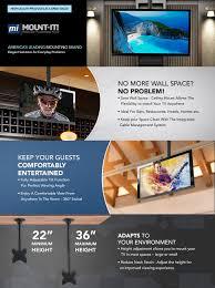 amazon com mount it mi 506 tv ceiling mount bracket tilts and