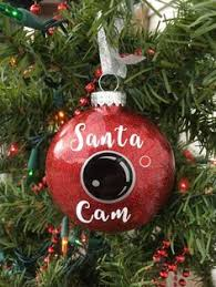 santa ornaments by crafty ridge on etsy crafty