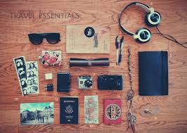 travel essentials images Travel essentials for men and women png