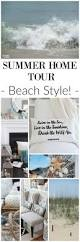 beach style decorating ideas setting for four