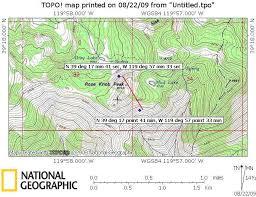 map using coordinates survival reading lat and coordinates