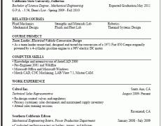engineering intern engineer sample resume 19 clarkson university