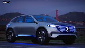 mercedes concept car eq concept car from mercedes benz release in 2020 youtube