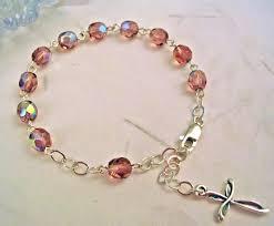 rosary bracelet rosary bracelets