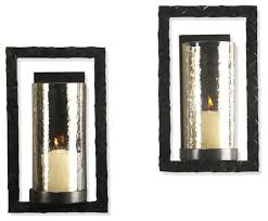 Outdoor Candle Wall Sconces Modern Candle Wall Sconces Uk Sconce Contemporary Holder Set 8