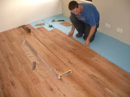 creative of installing wood floor concrete installing