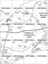 Ma Zip Code Map by Cape Cod Fema Flood Maps The Furies