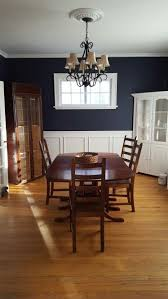 Benjamin Moore Dining Room Colors Best 25 Navy Dining Rooms Ideas On Pinterest Blue Dining Tables