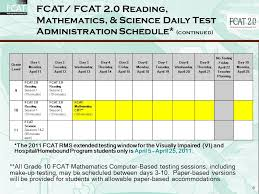 resume exles for accounting students software dcps calendar spring 2011fcat fcat 2 0 assessment coordinator training