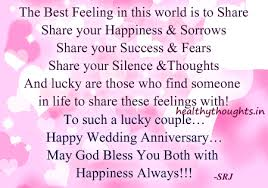 wedding quotes happy happy wedding anniversary healthythoughts the mind is everything
