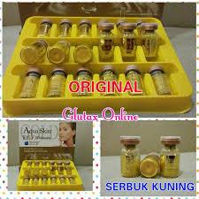 aqua skin egf gold jual aqua skin egf gold serbuk kuning glutax online