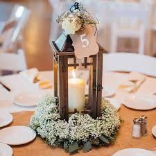 lantern centerpieces for weddings 90 rustic baby s breath wedding ideas you ll hi miss puff