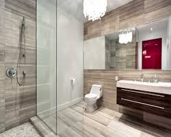 modern badezimmer die badezimmer mit glasduschen