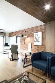 Industrial Office Design Ideas Office Design Loft Office Decorating Ideas Loft Office Space