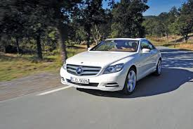 mercedes cl500 review auto express