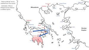 the strategy of the peloponnesian war youtube