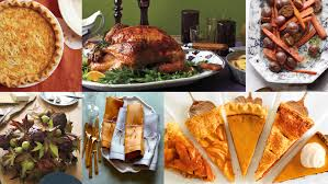 menu ideas for thanksgiving dinner thanksgiving recipes and decor martha stewart