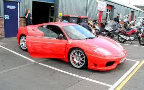 Ferrari 360 Challenge Stradale Interior Car Of The Week Ferrari 360 Challenge Stradale
