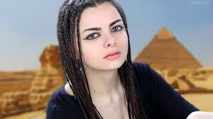 information on egyptain hairstlyes for and hair history ancient egypt youtube