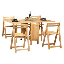 Space Saver Kitchen Table Dining Tables Folding Furniture For Small Houses Space Saver