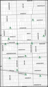 Chicago Divvy Bike Map bike sharing offers easy way to get around oak park village of