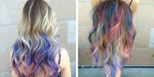 trend colors bright u0026 pastel hair color trend matrix com