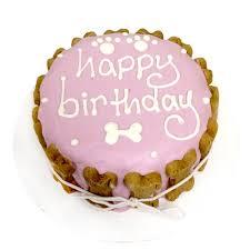 dog birthday cake doggie birthday cake bubba pink standard dog birthday cake at